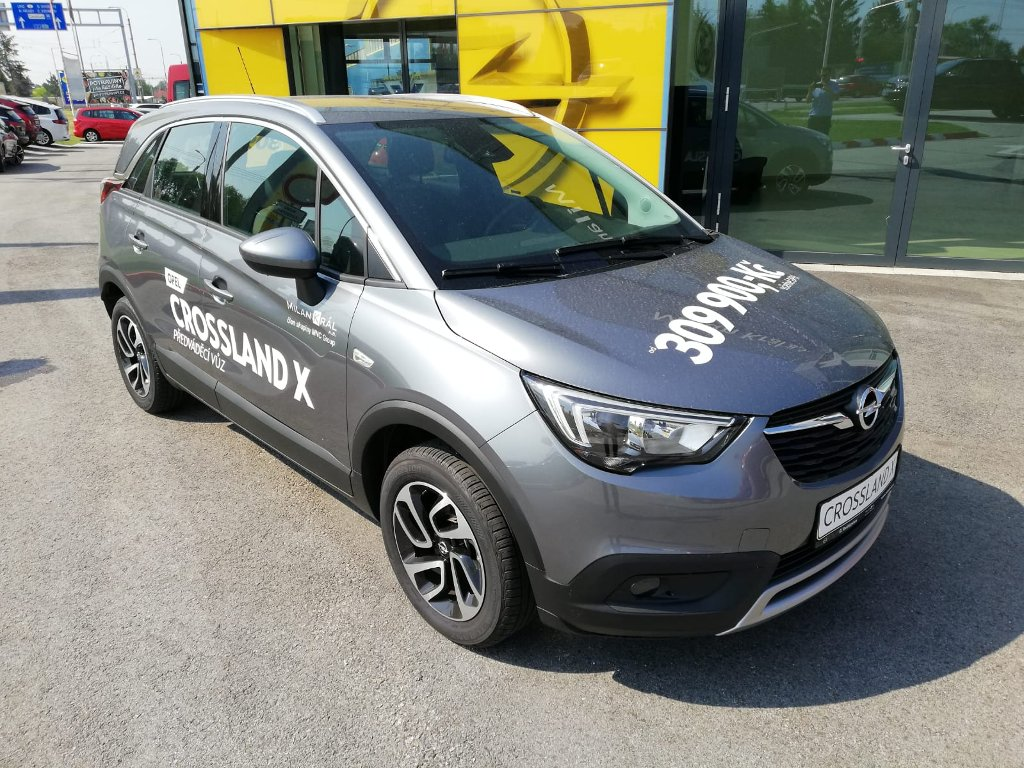 Opel Crossland X Innovation 1,2 Turbo 81kW/110k