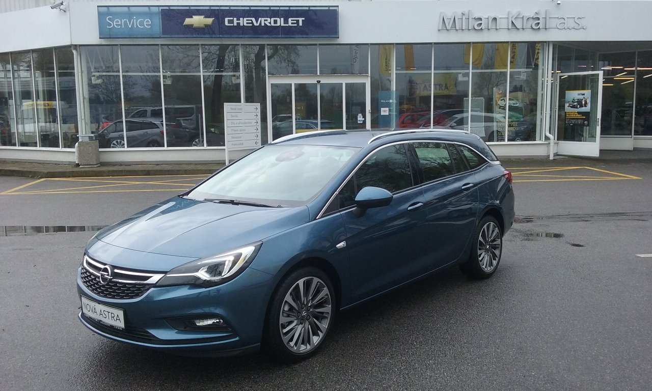 Opel Astra Innovation 1,6CDTI