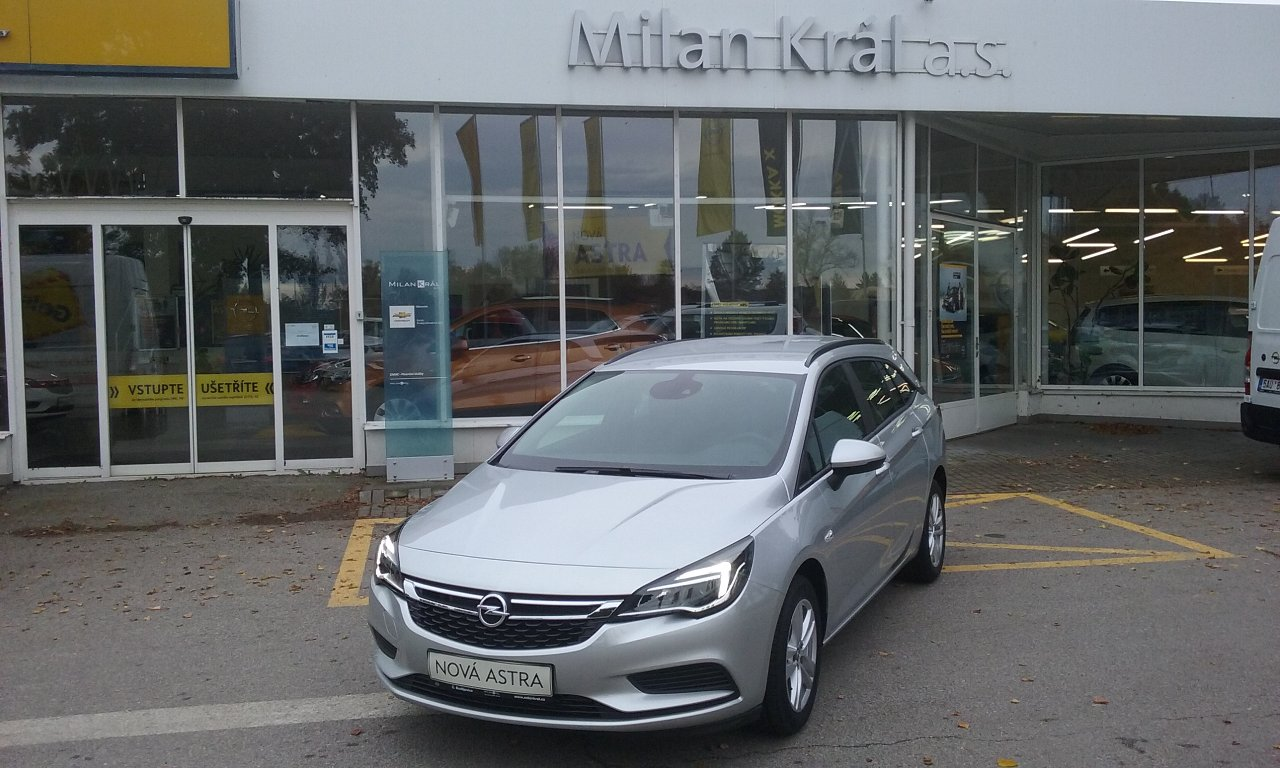 Opel Astra Enjoy 1.4 Turbo (92kW/125k)