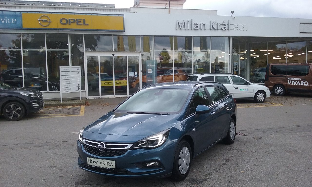 Opel Astra ST SMILE 1.6DTE 81kw