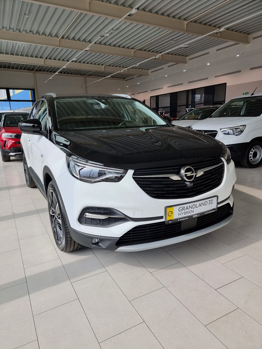 Opel Grandland X Ultimate PHEV 1.6 (147kW) AT8