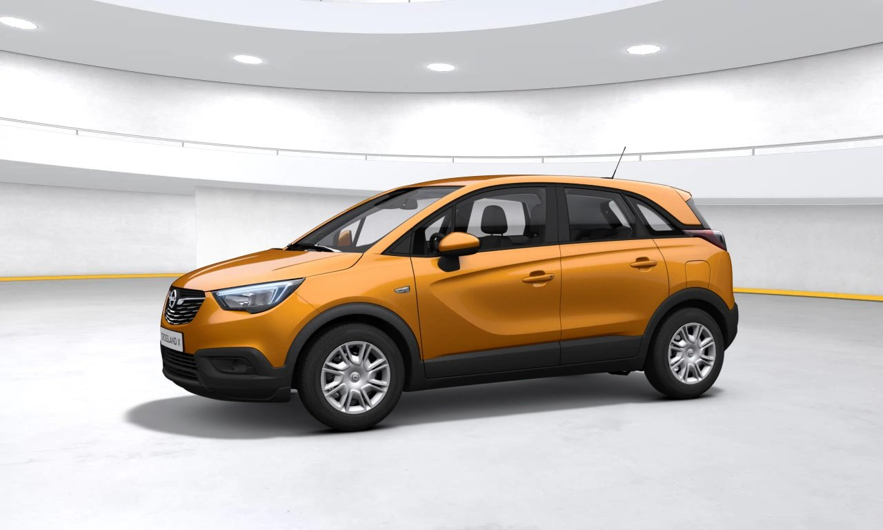 Opel Crossland X ENJOY 1,2 60kW Smile