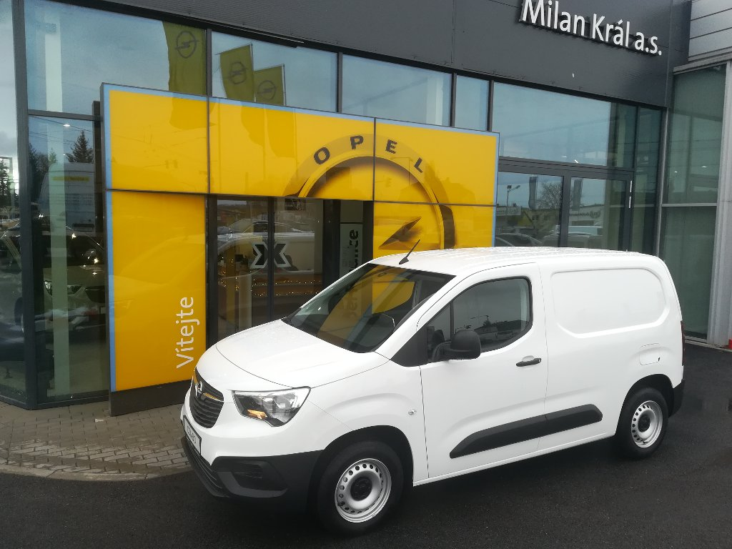 Opel Combo SELECTION L1H1 1.6CDTI 75kW