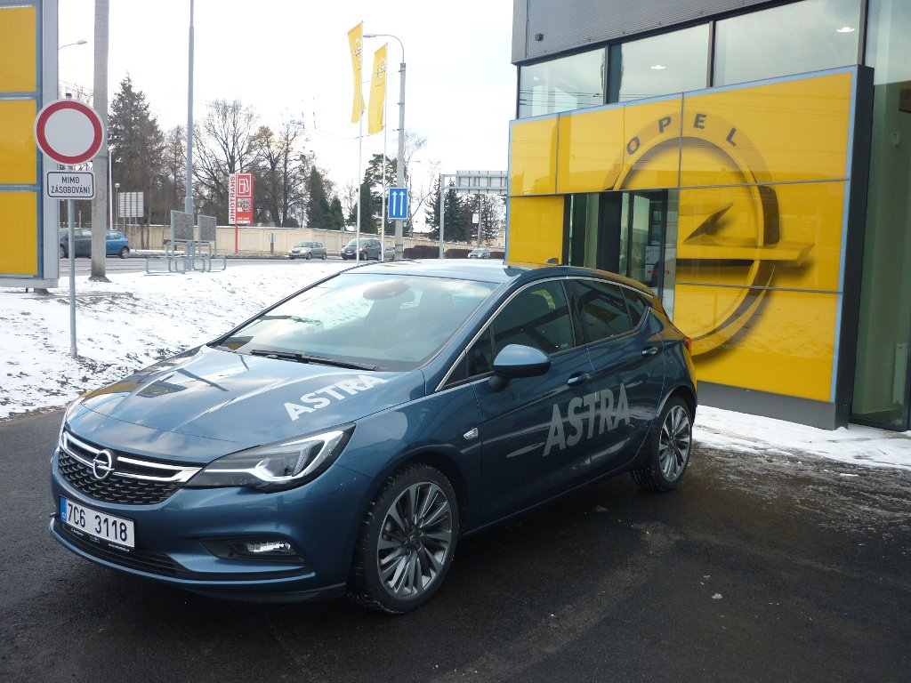 Opel Astra Innovation 1.4Turbo(92kW/125K)