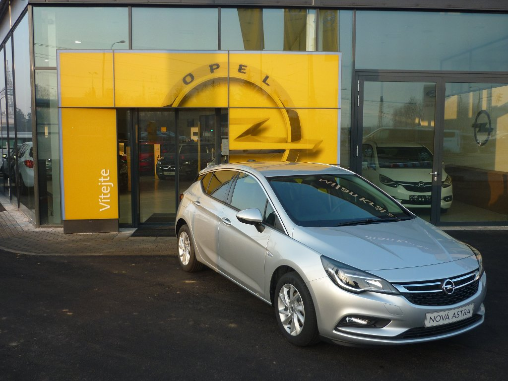 Opel Astra K INNOVATION B14XFL/92KW