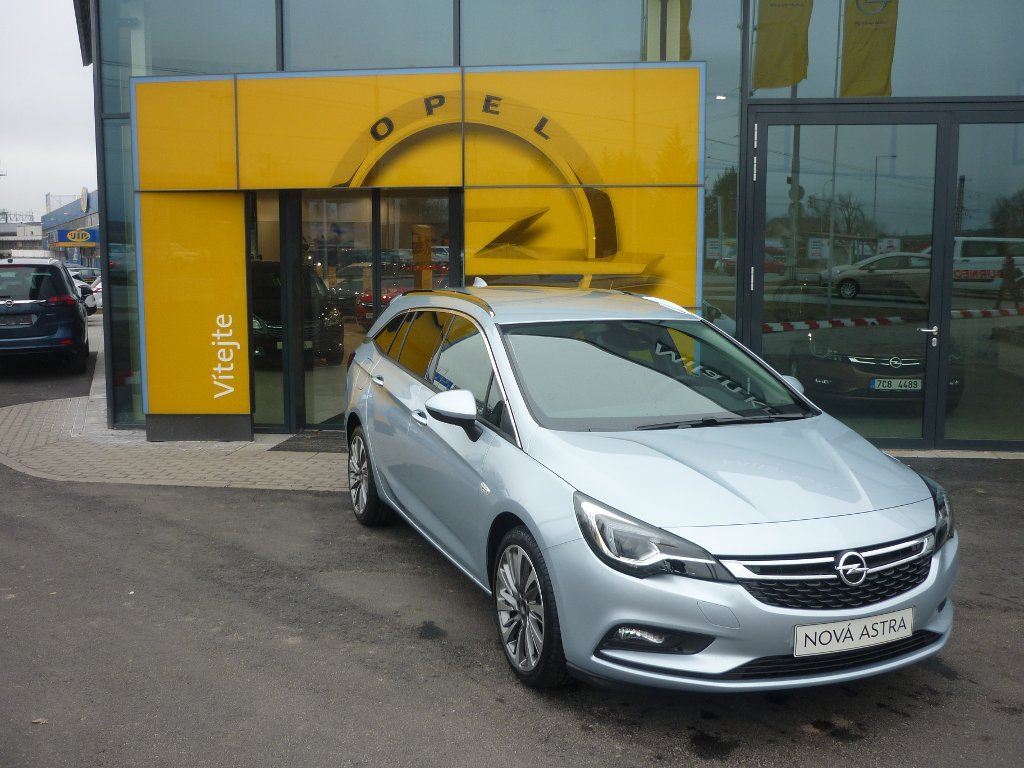 Opel Astra Innovation 1.6 CDTI (100kW/136
