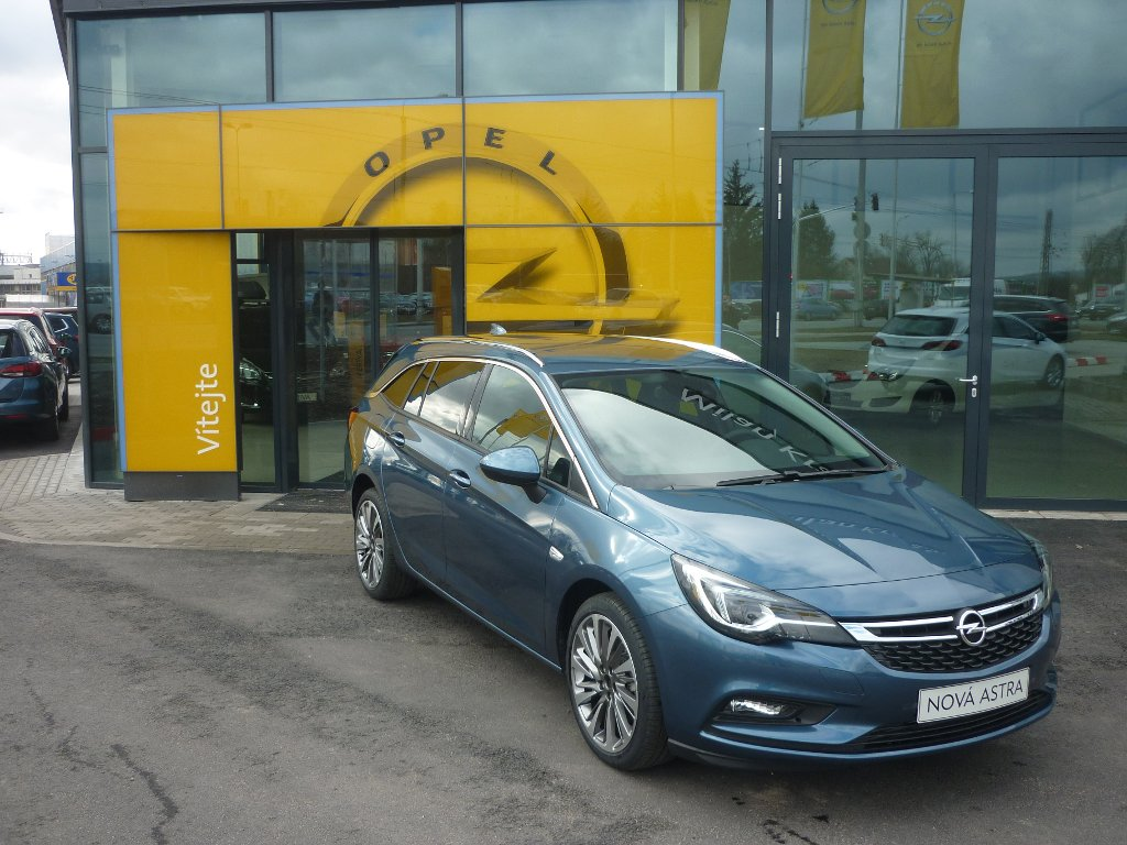 Opel Astra K INNOVATION 1.6 CDTI / 100KW