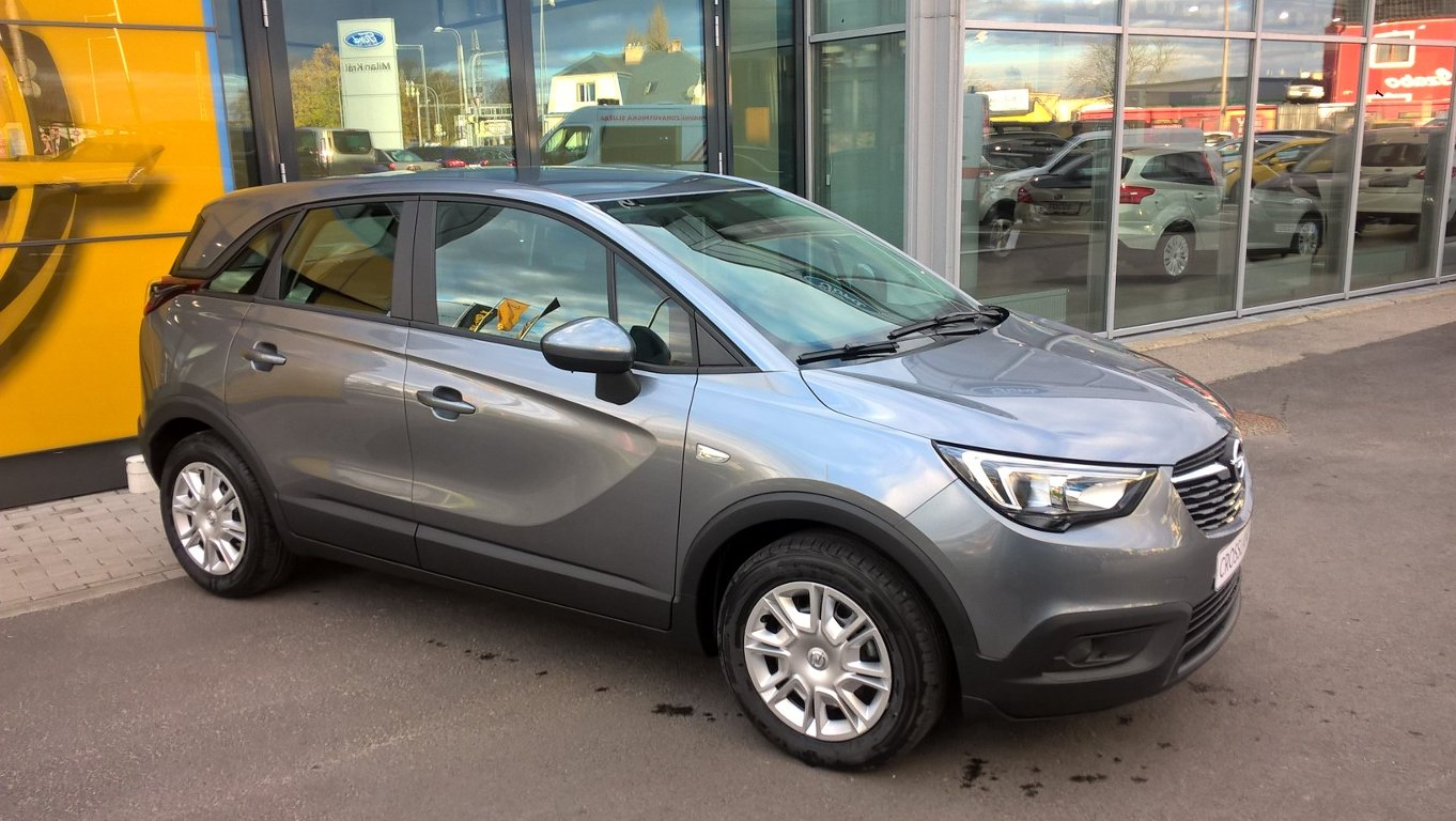 Opel Crossland X Enjoy 1.2 60kW/81k MT5