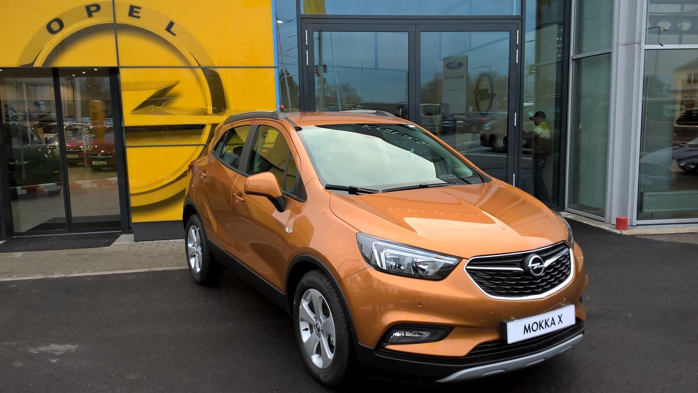 Opel Mokka Enjoy 1.4 net 103/140k