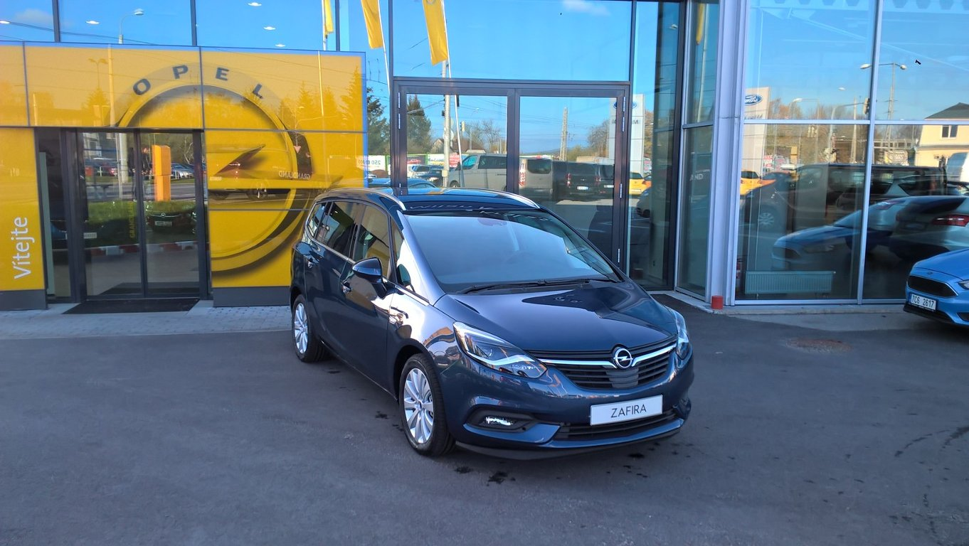 Opel Zafira INNOVATION 2.0 / 96 KW