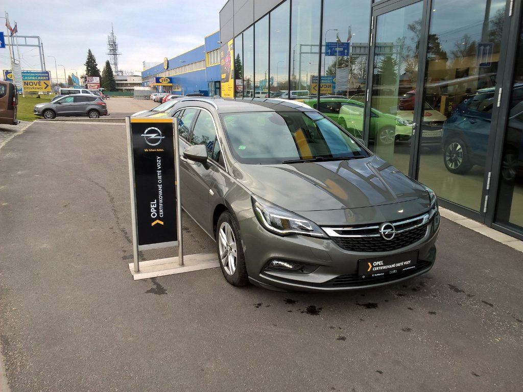 Opel Astra ST Innovation 1.6 CDTI 100 kW
