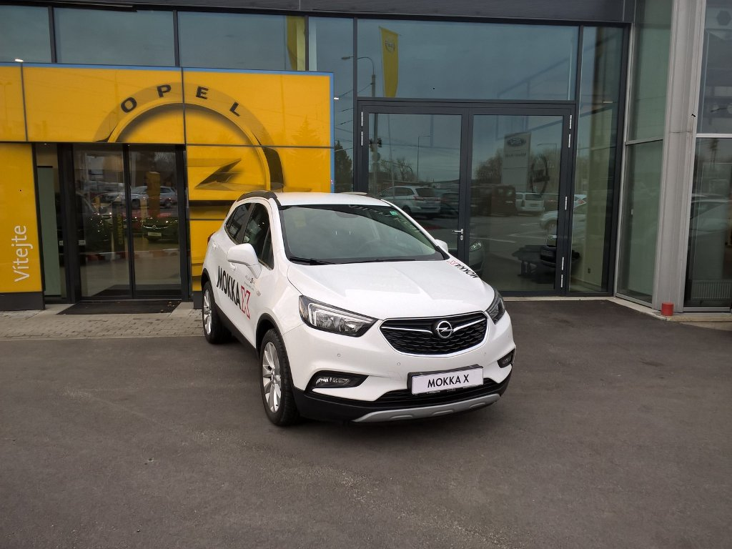Opel Mokka X Innovation 1.4 /103 KW