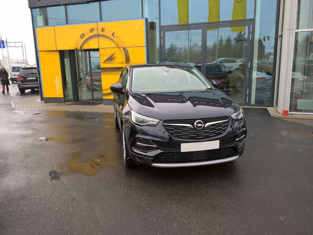 Opel Grandland X Innovation 1,2 96kW AT6