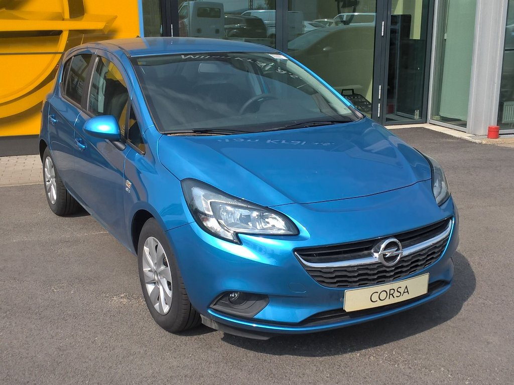 Opel Corsa EXCITE 5DR 1,2 50kW/71k MT5