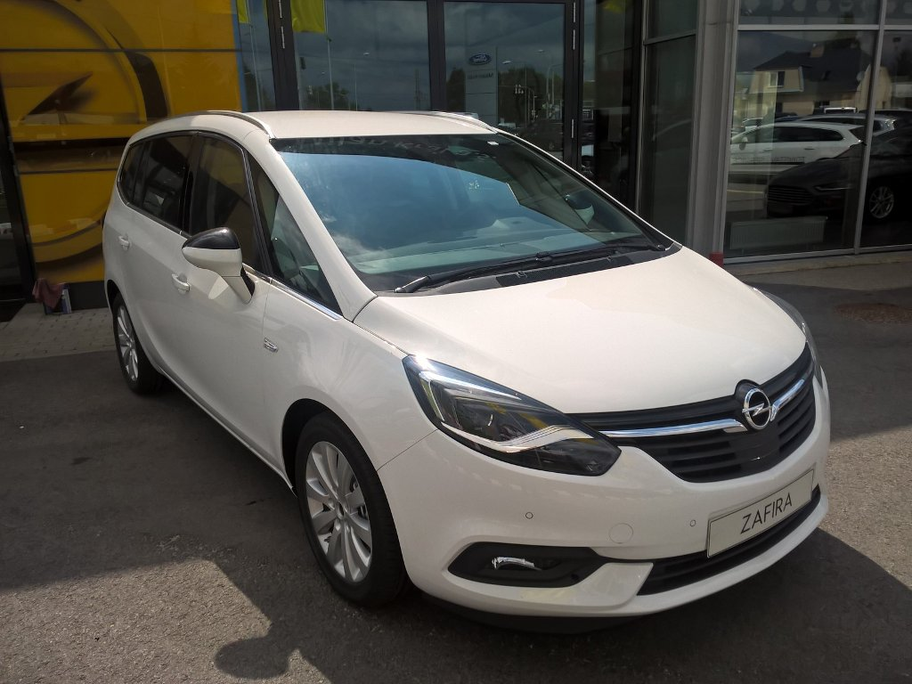 Opel Zafira Innovation 2.0 /125KW AT6