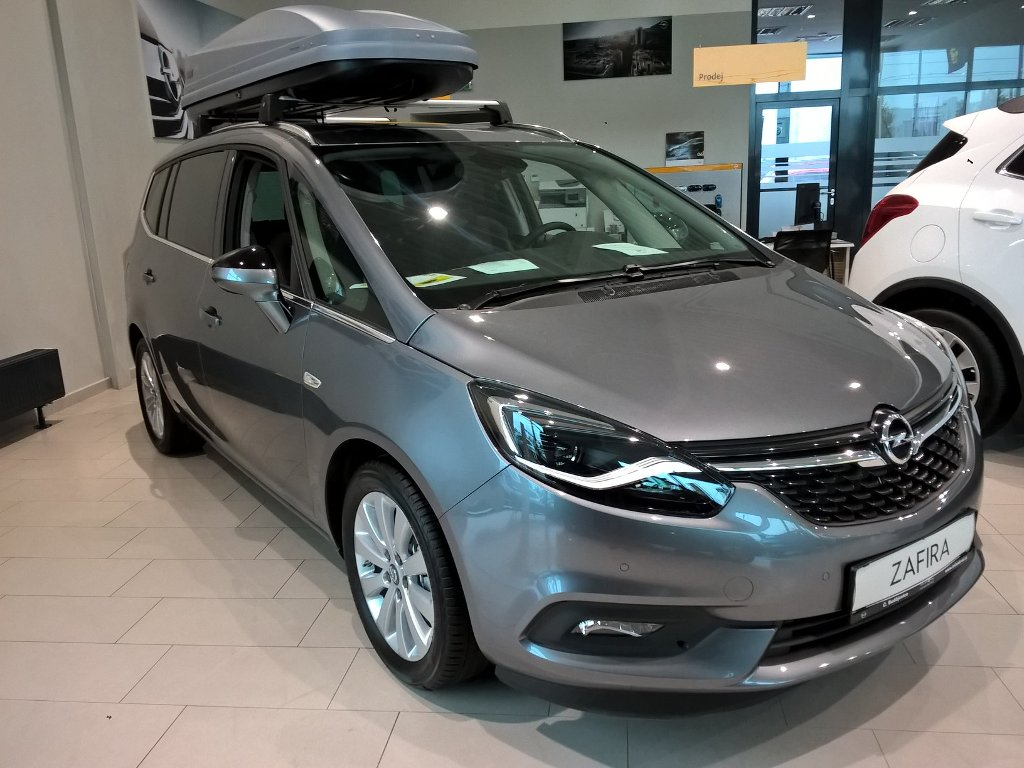 Opel Zafira Innovation 1,4 Turbo 103kW MT6