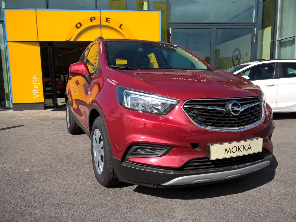 Opel Mokka X Selection 1,6 85kW mt5