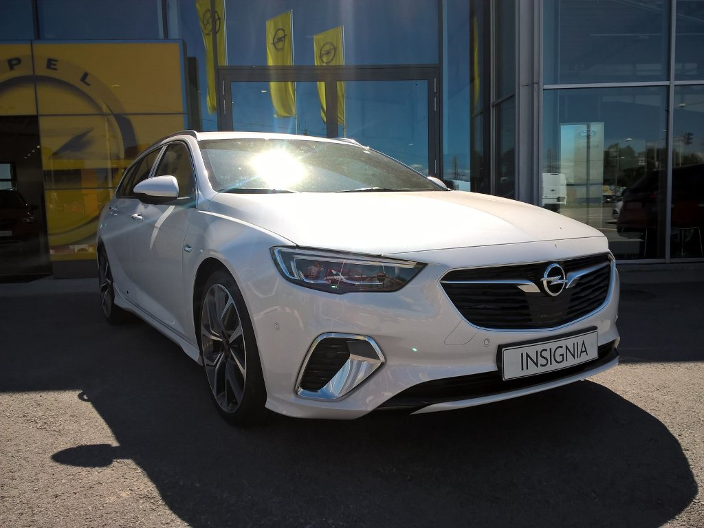 Opel Insignia ST GSI 2,0turbo 191kW/260k AT8