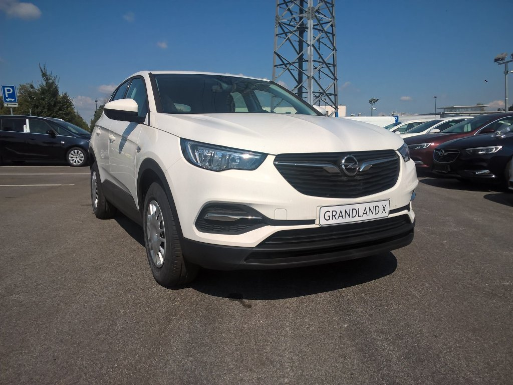 Opel Grandland X Selection 1,2 Turbo 96kW MT6