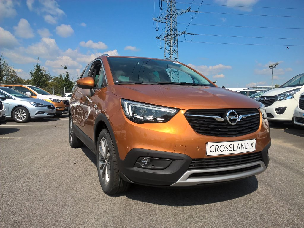 Opel Crossland X Innovation 1,2 Turbo 81KW AT