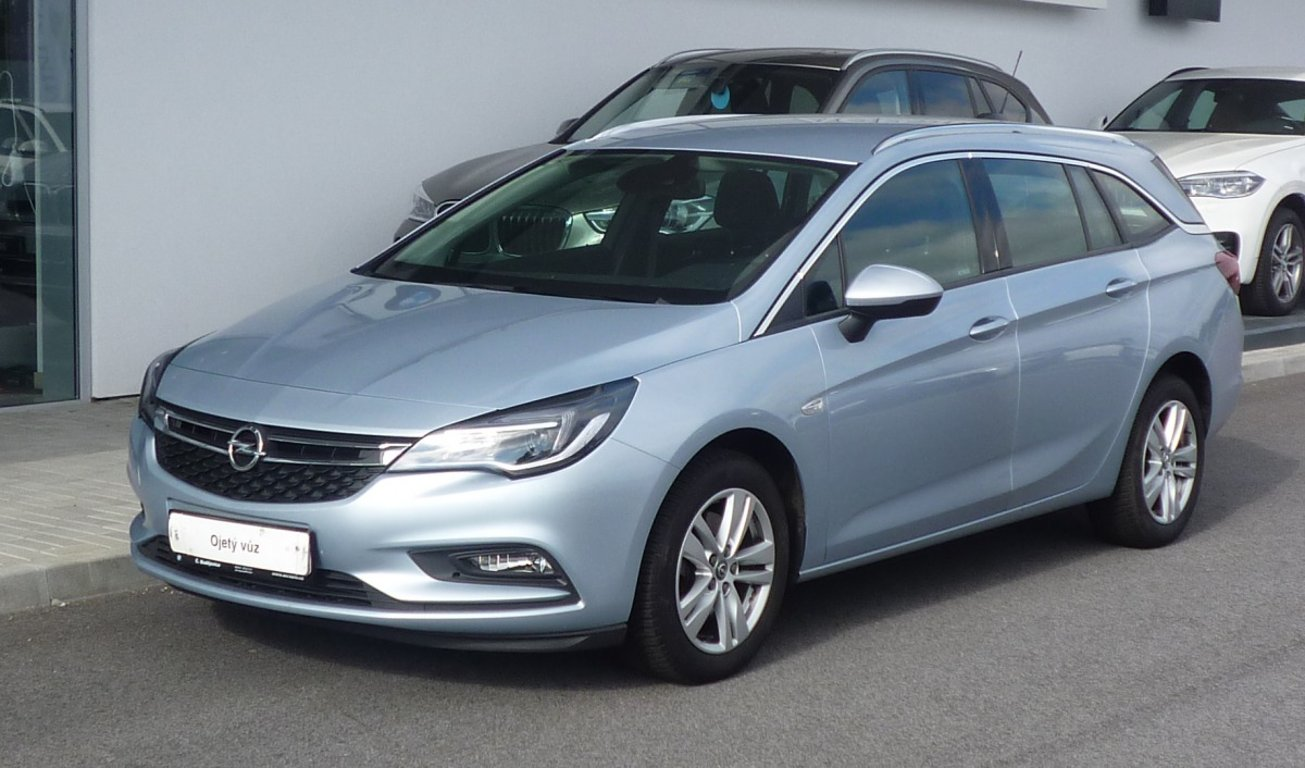 Opel Astra K INNOVATION 1.6 DTH / 100KW